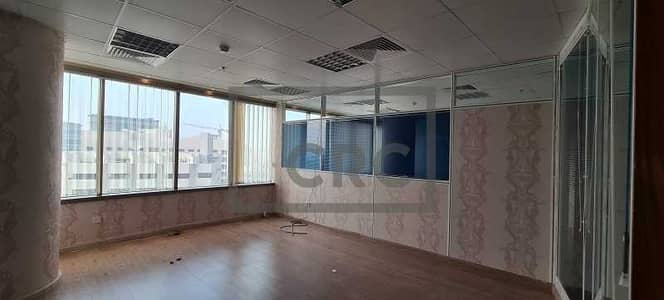 مکتب  للايجار في ديرة، دبي - Fitted Office | Al Maktoum St | Near Union Metro