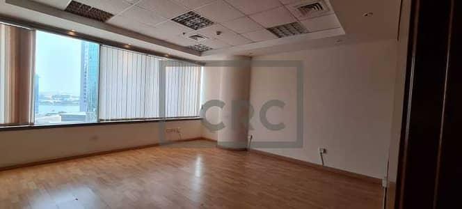 مکتب  للايجار في ديرة، دبي - Fitted Office | Al Maktoum St | Near Metro |