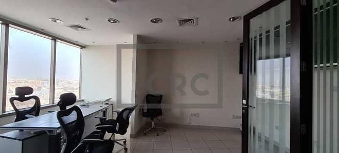 مکتب  للايجار في ديرة، دبي - Low Rent | Fitted Office | Near to Metro