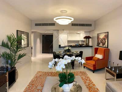 2 Bedroom Apartment for Sale in DAMAC Hills, Dubai - Luxury Convertible Living   Ready to Move In   5 Year Payment Plan