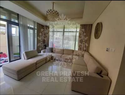 3 Bedroom Townhouse for Sale in DAMAC Hills, Dubai - Single Row Townhouse   Great Investment   Large Balcony