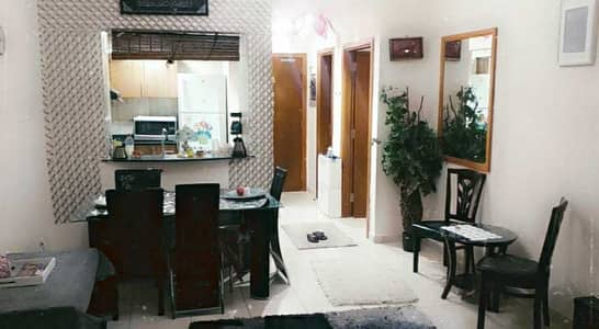 1 Bedroom Apartment for Rent in Al Sawan, Ajman - A luxurious and distinctive one-bedroom apartment for monthly rent in Ajman One Towers