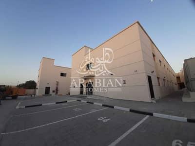 سكن عمال  للايجار في المفرق المنطقة الصناعية، أبوظبي - BRAND NEW!! LABOUR CAMP IN AL MAFRAQ INDUSTRIAL AREA w/ MUNICIPALITY APPROVED