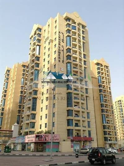 3 BHK APARTMENT  available for sale in Al Khor Tower