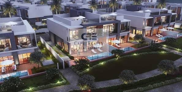 5 Bedroom Villa for Sale in Dubai South, Dubai - Facing Lagoon  Rooftop Garden  PAY TILL 2026