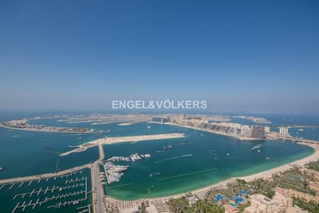 4 Bedroom Penthouse for Sale in Dubai Marina, Dubai - Too Good to Last - Spectacular sea view