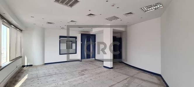 Office for Rent in Al Markaziya, Abu Dhabi - Fitted Office | Al Maktoum St | Near Metro |