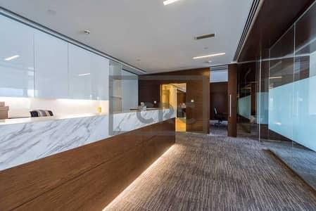 مکتب  للايجار في وسط مدينة دبي، دبي - Luxury Furniture Burj Khalifa 17 Parking