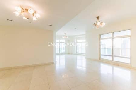 High Floor 3 Bed + Maid's | Marina View