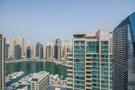 High Floor 3 Bed + Maid's   Marina View