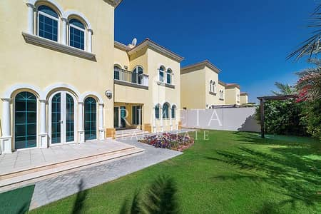 Partly Furnished Adorable 3BR in Jumeirah Park