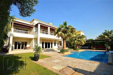 6 Bedroom Villa for Sale in Emirates Hills, Dubai - Vastu Compliant 6 Bed Villa - Full Lake View