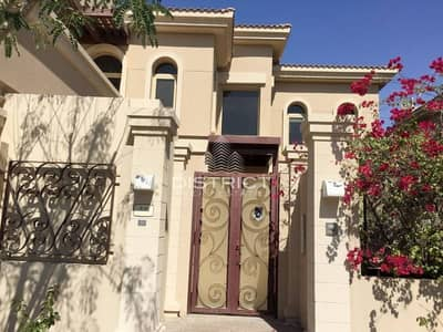 Vacant for Sale! 4 BR Villa in Golf Garden
