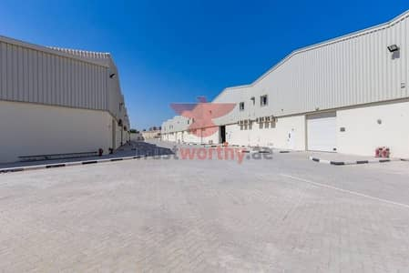 FOR RENT 13 Month Warhouse Jebel Ali Industrial Area