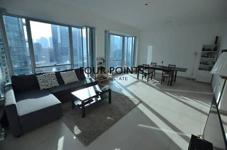2BR in Marina Promenade Paloma Tower for Rent