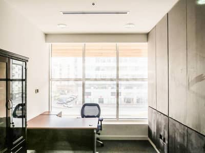 Standard commercial offices located in Khalidiya