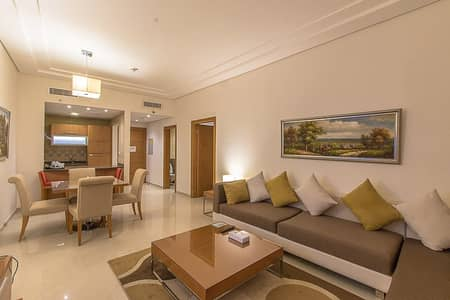 Flexible Rent in Furnished Serviced Aparthotel 1BR!