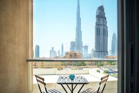 Furnished 2BR Burj Views A - Downtown Dubai