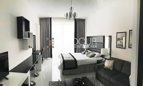 Fully Furnished | Studio Apt | Golf Course View| Sports City