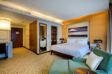 Studio for Rent in Downtown Dubai, Dubai - Excellently maintained with amazing view