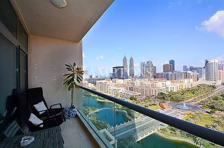 Stunning 1BR with Canal Views | Rented