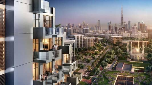 Perfect Investment for Studio in Farhad Azizi Residences