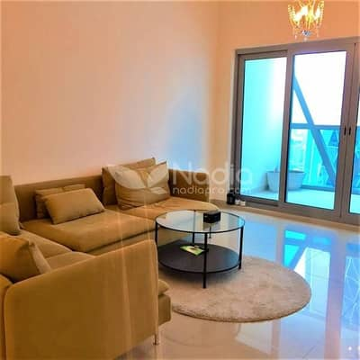 Furnished 1 Bedroom  in Park Tower A