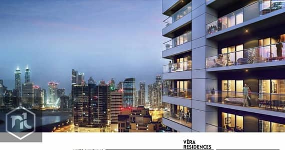 Close to Downtown Luxury 2 BR For Sale at VERA RESIDENCE