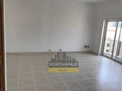 Affordable! 2Master BR with Maid room flat with facilities is for rent only at AED 85k/- on Salam St.