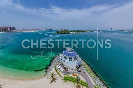Beautiful sea & Burj Al Arab view|Vacant