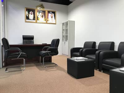 Office for Rent in Al Karama, Dubai - FURNISHED/UN FURNISHED SERVICED OFFICES ! !  DIRECT TO OWNER !!