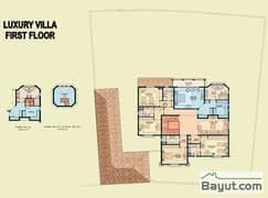 5 Bed Luxury Villa 1st Floor