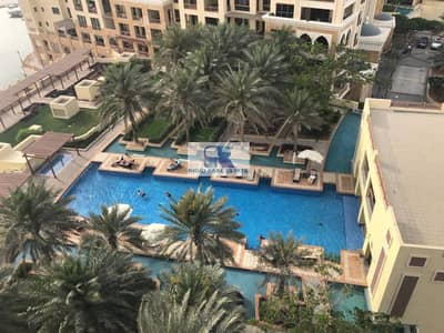 Spacious 2 B R With Amazing View in Palm