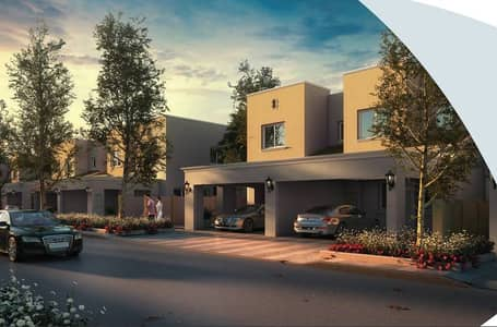 BUY 3 BR VILLA   100% DLD WAIVER   WITH 5% DOWN PAYMENT