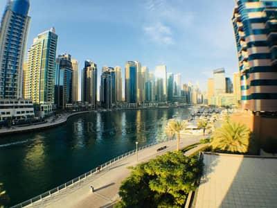 3 Bedroom Apartment for Sale in Dubai Marina, Dubai - Lovely full marina view three bedroom apartment