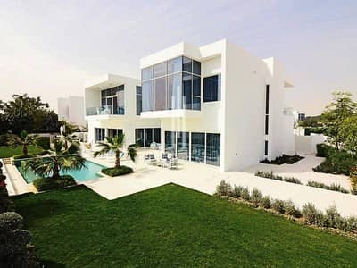 4 Bedroom Villa for Sale in Al Barari, Dubai - A 4 BED VILLA WITH YOUR OWN PRIVATE POOL