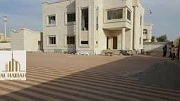 For rent a new two storey villa in Ramtha very distinctive location