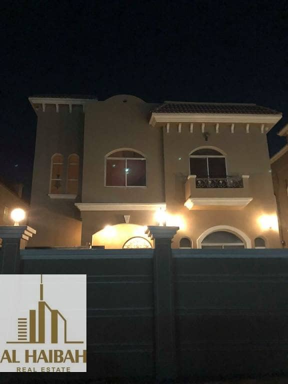 Villa for rent in Zahra a very beautiful design with air conditioners