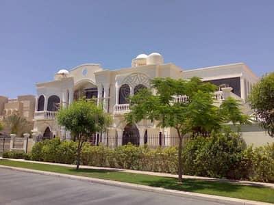 7 Bedroom Villa for Rent in Emirates Hills, Dubai - Emirates Hills 7BR Fully Furnished Villa For Rent