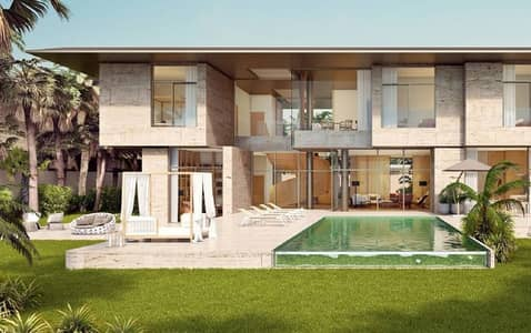 Most admired and cherished 5bdr Mansion by Bvlgari -Truly unmatched in Dubai..