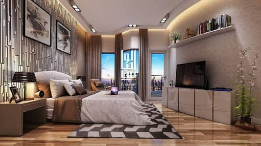 Own a studio in front of U.A.E metro station