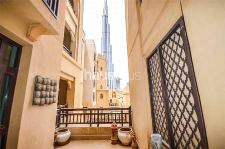 1 Bedroom Apartment for Rent in Old Town, Dubai - Stunning views | Great Layout | Terrace