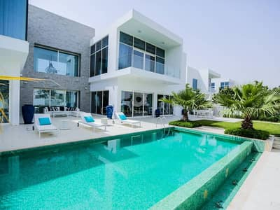 4 Bedroom Villa for Sale in Al Barari, Dubai - Stunning Villa in the Heart of Al Barari