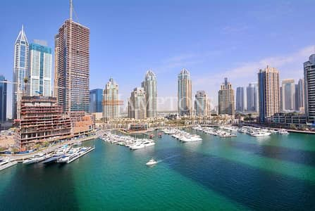 Full Marina View | 2BR in Cayan Tower