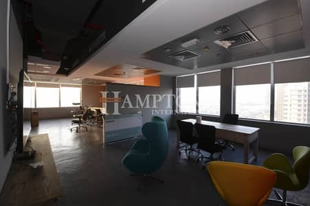 Fitted / Partitioned Office - Sea View