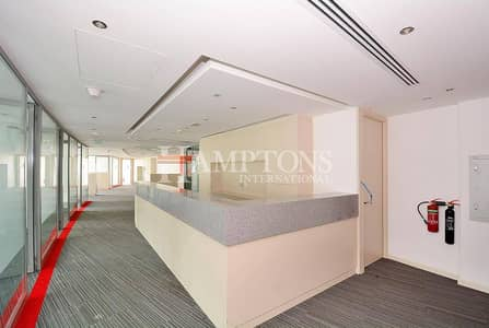 Fitted Managed Office in a Prime Tower