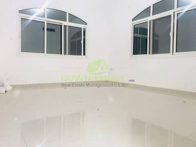 HUGE NEAT TWO BEDROOM HALL WITH BALCONY IN KHALIFA CITY A .
