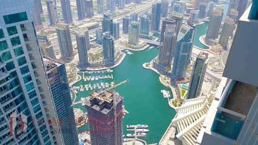 High Floor 1 BR Marina View Princess Tower