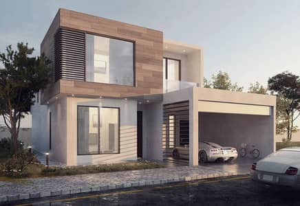 Own Amazing Villa In Al Suyoh 7, Only 990k Aed....Book Now