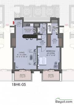 1BHK-05